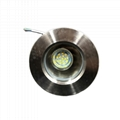 Sanitary Stainless Steel LED Tank Light