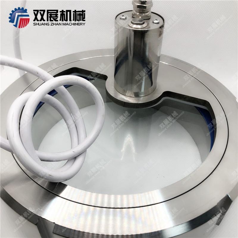 Hygienic Stainless Steel Union Light Sight Glass 3