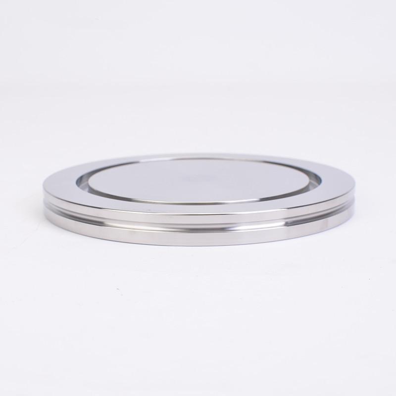 ISO-MF Blank Vacuum Flange Stainless Steel 304 blank-off  2