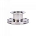 Stainless Steel ISO Vacuum Flange to KF