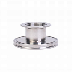 Stainless Steel ISO Vacuum Flange to KF Flange Reducers