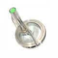 Sanitary Stainless Steel Tank LED Light Sight Glass Flashlight Type