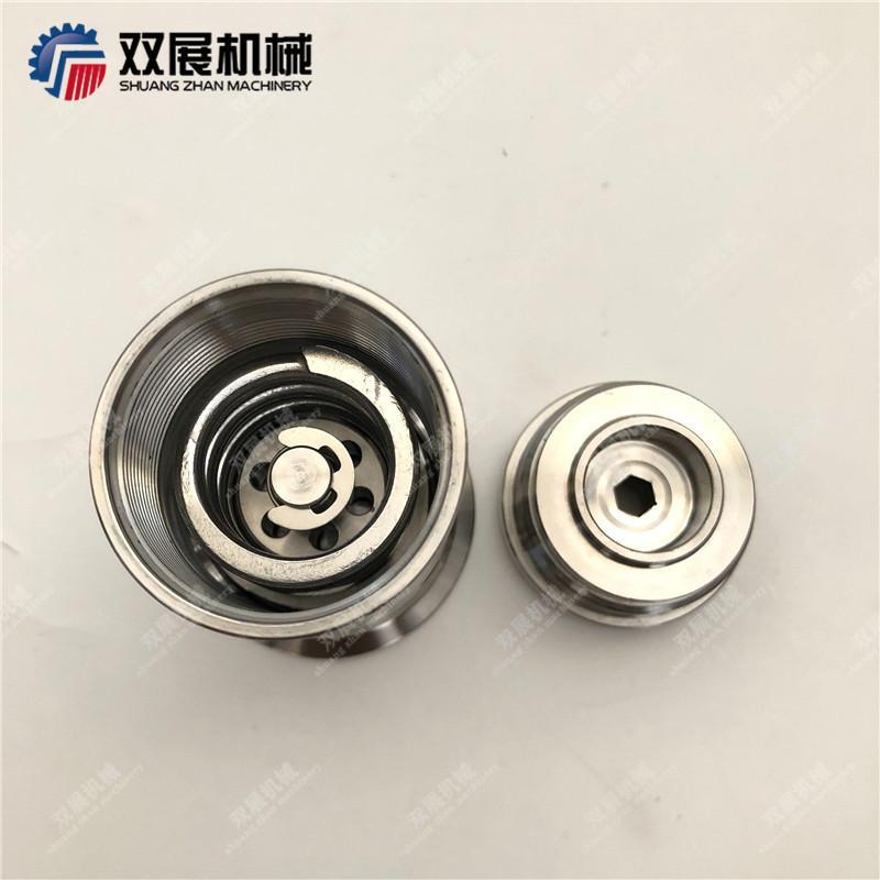 Sanitary Stainless Steel Tri Clamp Pressure Relief/Vacuum Va  e 2
