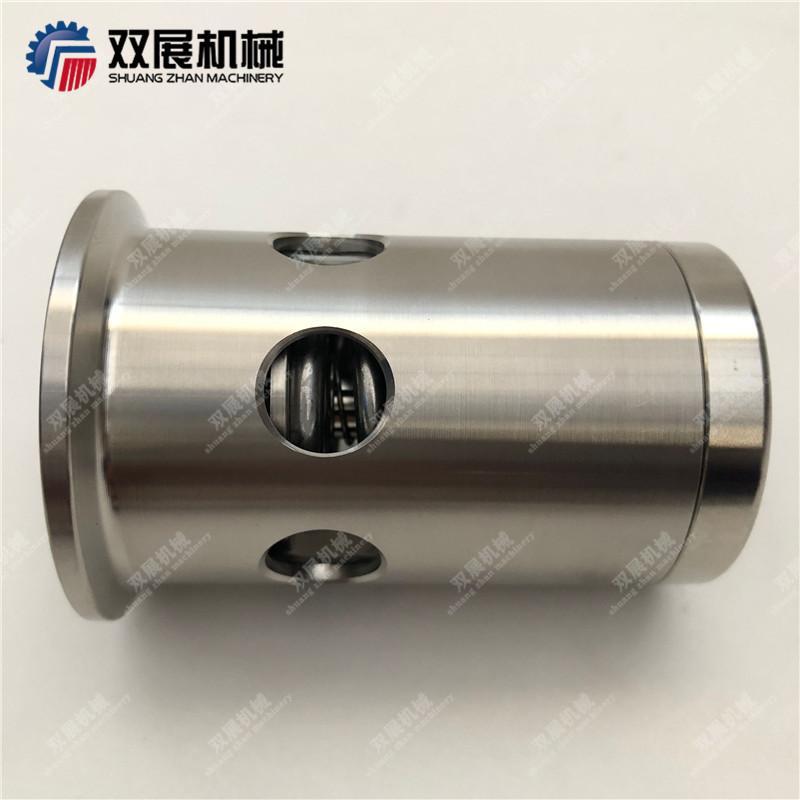 Sanitary Stainless Steel Tri Clamp Pressure Relief/Vacuum Va  e 4