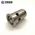 Sanitary Stainless Steel Tri Clamp Pressure Relief/Vacuum Valve