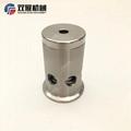 Sanitary Stainless Steel Tri Clamp Pressure Relief/Vacuum Va  e 6