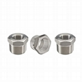 Stainless Steel Reducer Hex Bushing Male NPT to Female NPT Reducing  2