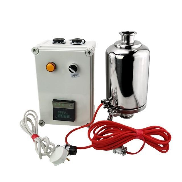 卫生级不锈钢电加热呼吸器 1