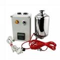 卫生级不锈钢电加热呼吸器
