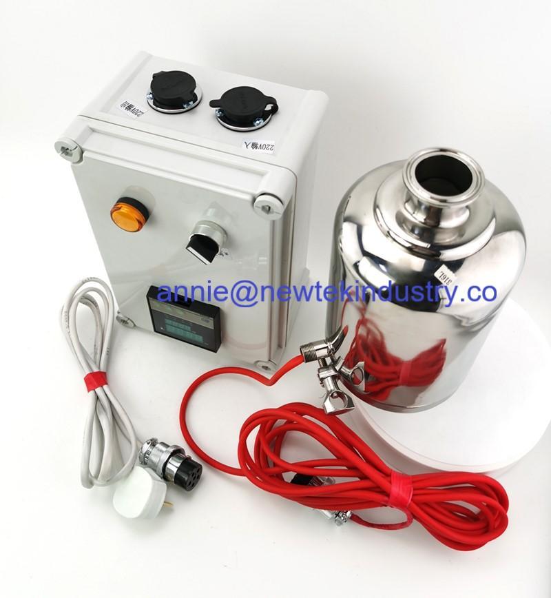 卫生级不锈钢电加热呼吸器 2