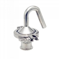 Tri Clover Compatible Stainless Steel Automatic Air Vent Release Valve