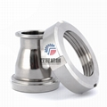 Sanitary Stainless Steel Tri Clamp x