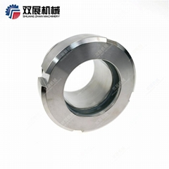 Sanitary Stainless Steel Tri Clamp Processing View Sight Glass