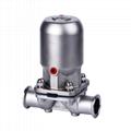 Sanitary Stainless Steel Pneumatic