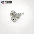 34mm TC Tri Clamp Sample Valve EPDM Sealing SS316L Stainless Steel