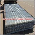 Ga  anized Gothic Expanded Metal Mesh