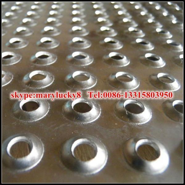 Round Hole Punching metal sheet 2