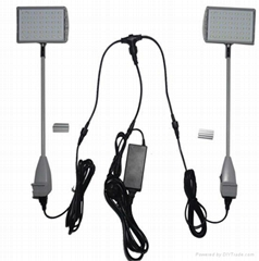 2xLED Octanorm Arm Light W/One Transformer for Trade Show Display Stand Booth