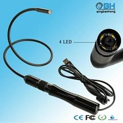 0.3 Mega pixel Manual Focusing USB Endoscope Camera
