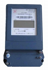 Type No. F(B)A Three Phase Electrical Active Energy Meter