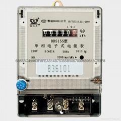 雷達  DDS155計度器顯示電子式防竊電電能表