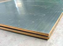 Q235B+304熱軋不鏽鋼復合板