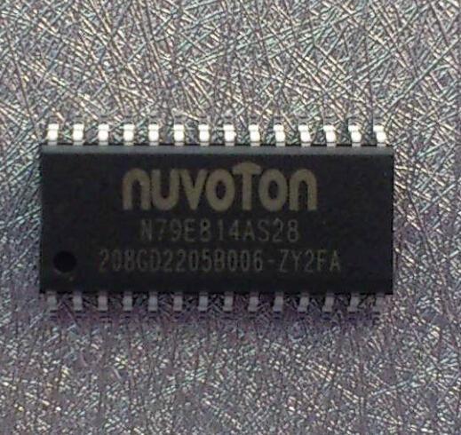 单片机 N79E815AS28/N79E815AT28 3