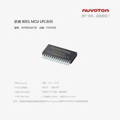 新唐N79E814AS28 N