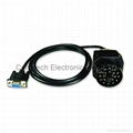 BMW 20P TO DB9P CABLE