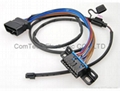 OBDII  M TO OBD F +FUSE CABLE