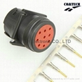 J1939 9P F CONNECTOR