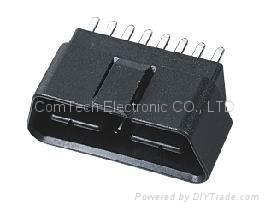 OBDII  16P M  B TYPE CONNECTOR 1