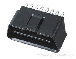 J1962 OBD2   16P M A TYPE  CONNECTOR 1