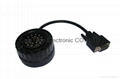 DB15PF BMW20P MALE CABLE