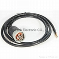 J1708 (6pin) to Open CABLE
