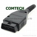 J1962 OBD-II 16P M CONNECTOR