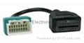 KIA 20Pin to OBDII Female Cable