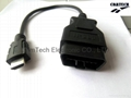 J1962 OBD-II 16P M TO HDMI  CABLE