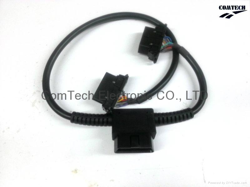 J1962 M TO 2*J1962 F Y CABLE  1