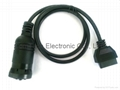 J1939 9PM TO OBDII 16P F  CABLE 2