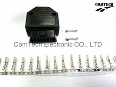 OBD2  16P FEMALE CONNECTOR