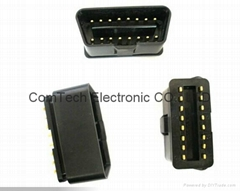 J1962  OBDII 16P M  CONNECTOR  (Hot Product - 1*)