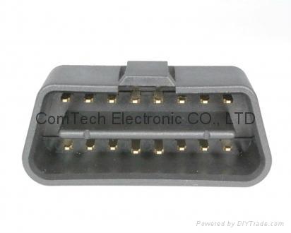 J1962 OBD2   16P M A TYPE  CONNECTOR 2
