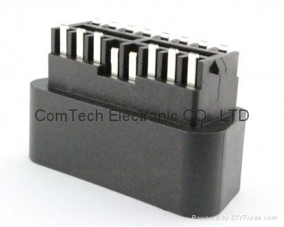 J1962 OBD2   16P M A TYPE  CONNECTOR 3