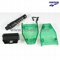 OBD-2 Connector green transparency