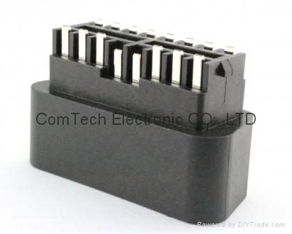 OBDII  16P M  B TYPE CONNECTOR 3