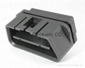 OBDII 16P M Right Angle CONNECTOR 2