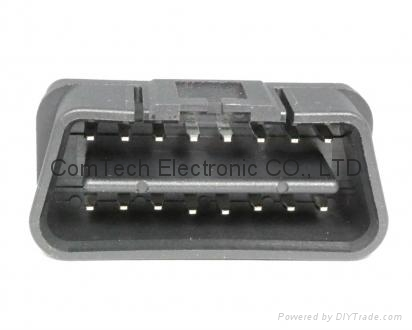 OBDII 16P M Right Angle CONNECTOR 3