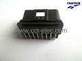J1962 OBDII 16P M Right Angle CONNECTOR