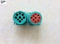 J1939 type II connectors(green 500 KPBS type)